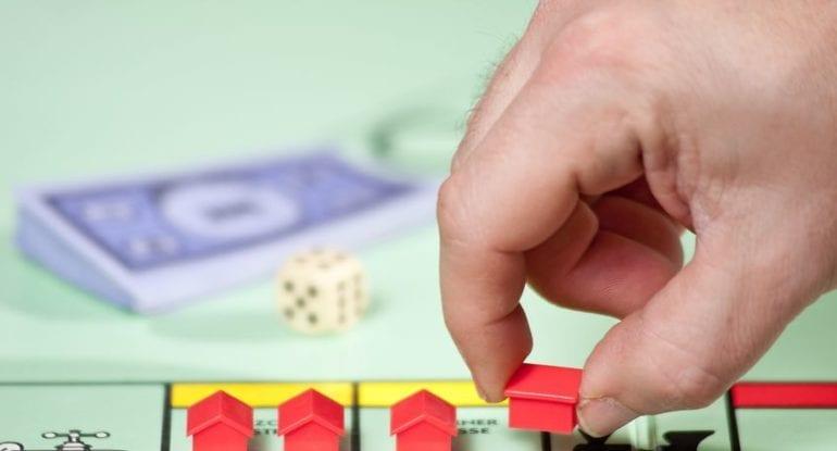 properties on Monopoly board